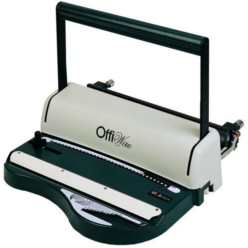 Akiles OffiWire 3:1 Wire-O® Binding Machine