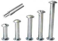 Steel Chicago Screw Posts